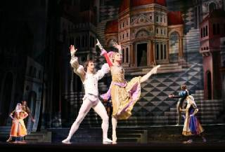 Moscow City Ballet: Romeo and Juliet