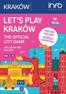 The urban game Let's Play Kraków is back!