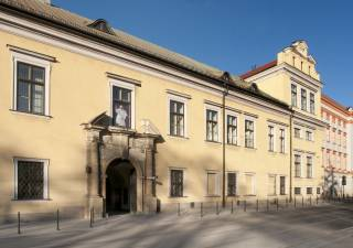 Palace of the Bishops of Kraków