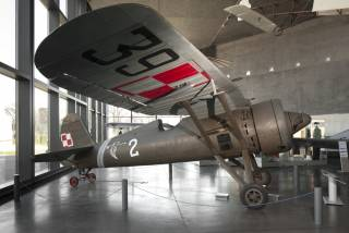 Permanent Exhibition of the Polish Aviation Museum