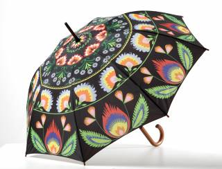 Folk umbrella