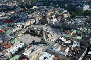 Launching new tourist routes in and around Kraków
