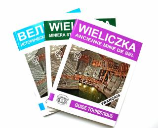 Tourist Guide Wieliczka. Historic Salt Mine