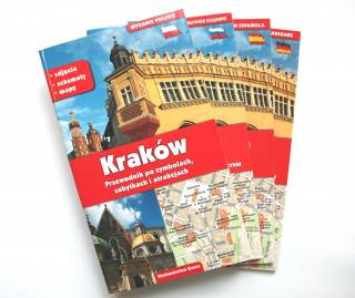 Krakow. A Guide to Symbols, Historic Sites and Major Highlights