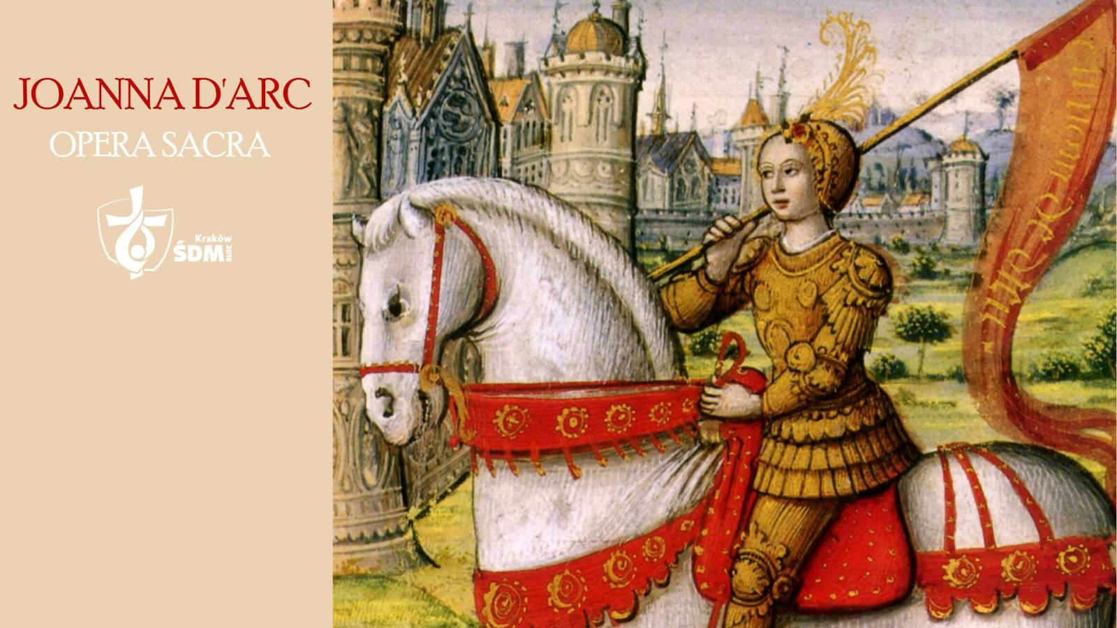 a biography of joan of arch aka jeanne darc Joan was also called the maid of orléans, or, if you are french, sainte jeanne d'arc or la pucelle (pucelle = maid) joan was a very courageous young woman she was a simple peasant girl and a strong believer.