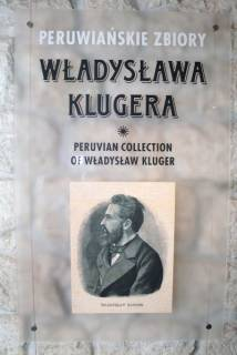 Peruvian Collection of Władysław Kluger