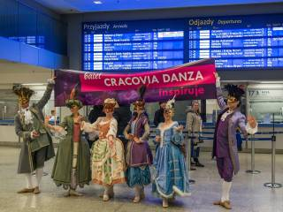 Cracovia Danza: Ballet in the City. 2018 Edition
