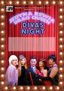 Rewia Drag Queen <em>Divas Night</em>