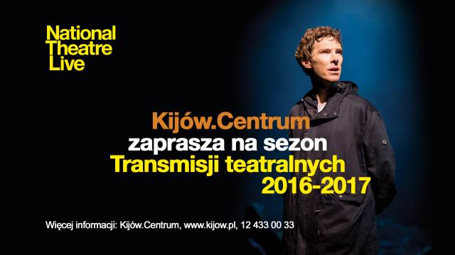 National Theatre Live: sezon transmisji 2016/2017 w Kijów.Centrum