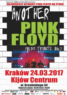 Another Pink Floyd w Kijów.Centrum