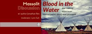 Blood in the Water. An author reading by Jonathan Rex