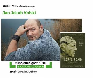 Jan Jakub Kolski w Empiku