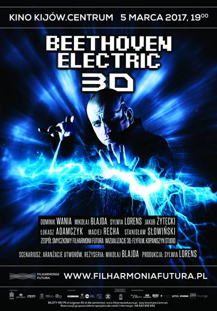 Beethoven Electric 3D