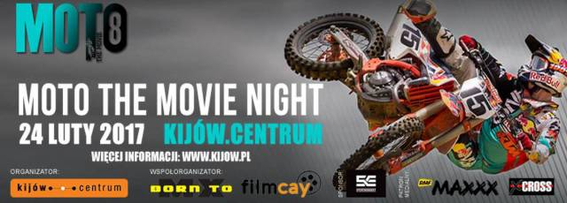 Moto The Movie Night – premiera w Kinie Kijów.Centrum