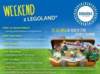 Weekend z Legoland
