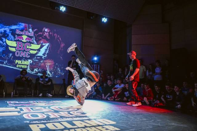 Red Bull BC One Poland Cypher 2017