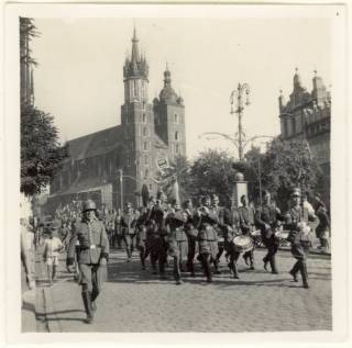 Occupiers. Germans in Kraków 1939-1945