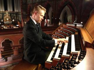 Organ Recital by Jan Lehtola