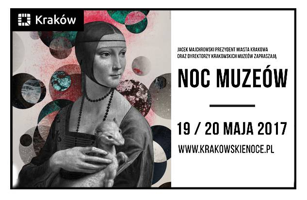 14th Museum Night in Kraków