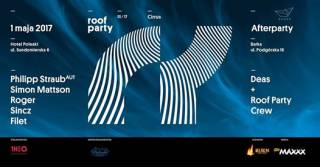 Roof Party 2017
