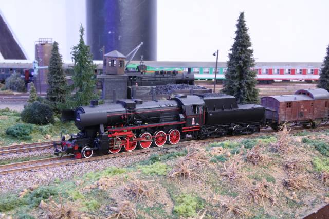 Railway Models Display