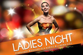 Ladies Nights w Cinema City