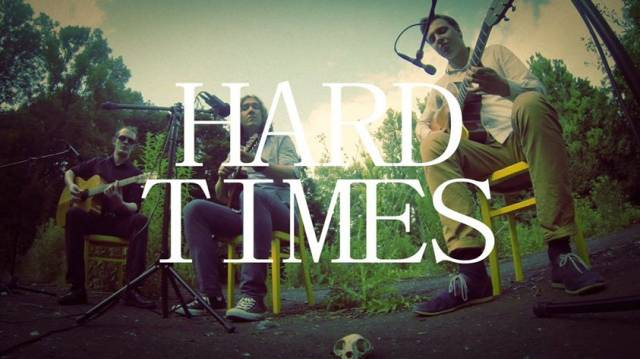Hard Times Trio w Cafe Szafe