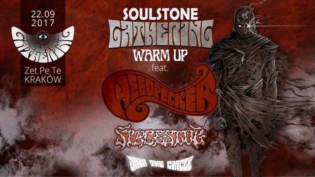 Warmup Party l Soulstone Gathering 2017 ft. Weedpecker & Spaceslug w ZetPeTe