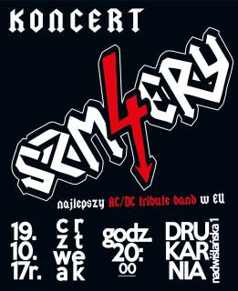 4 Szmery w Drukarni Jazz Club