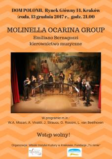 Molinella Ocarina Group