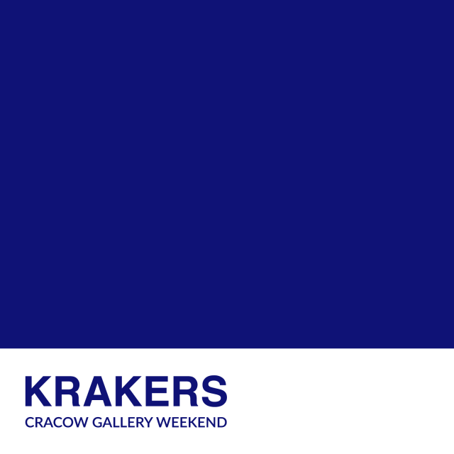 Cracow Gallery Weekend KRAKERS 2018