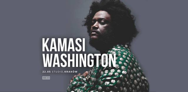 Kamasi Washington w Studio