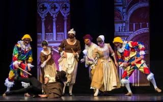 9th Days of Commedia dell'Arte
