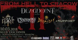 From Hell to Cracow 2018