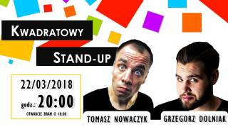 Kwadratowy Stand-up