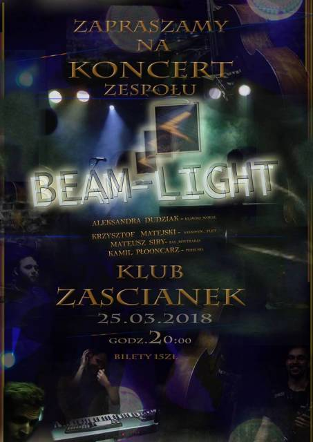 Scena eksperymentalna: Beam-Light