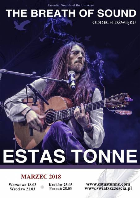 Estas Tonne: The Breath of Sound
