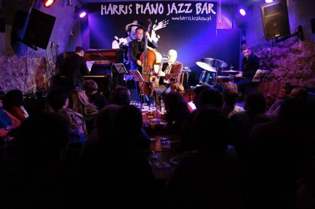 Koncerty w Harris Piano Jazz Bar