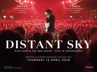 Distant Sky - Nick Cave & The Bad Seeds Live in Copenhagen @KPB