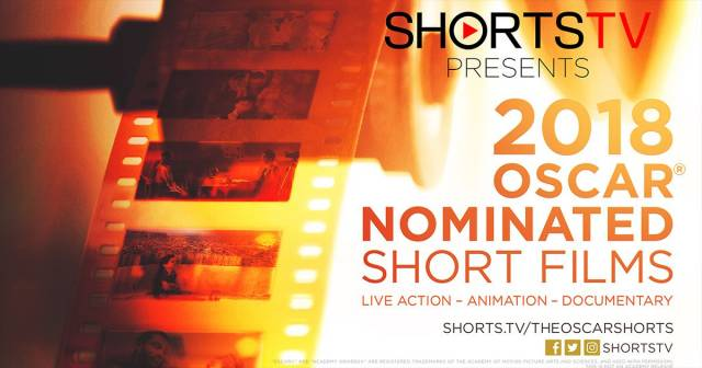 OSCAR NOMINATED SHORTS w Agrafce