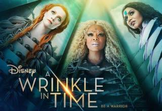 """A Wrinkle in Time"" at Pod Baranami Cinema"