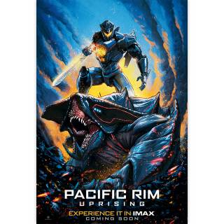 """Pacific Rim: Rebelia"" w Cinema City"