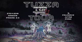 TUZZA TOP ZZ Tour + Palewave, JUTRØ, Pham