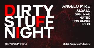 Dirty Stuff Night & Napalm: Angelo Mike