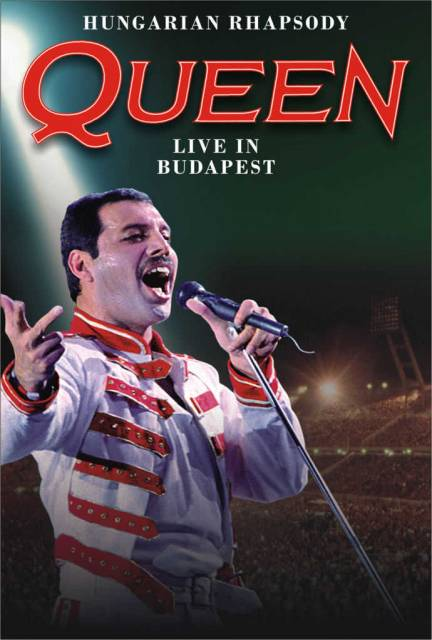 "Queen: ""Hungarian Rhapsody"" w Multikinie"
