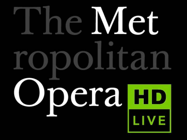 The Metropolitan Opera: Live in HD season 2018/2019