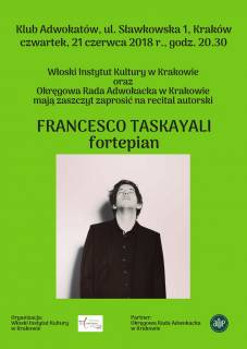 Recital Francesco Taskayalego