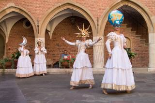 19th Courtly Dance Festival Cracovia Danza