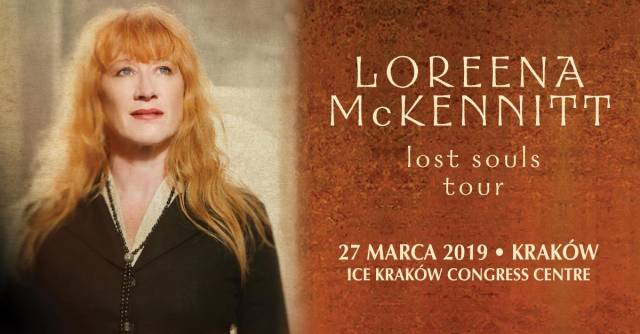 Loreena McKennitt at ICE Kraków