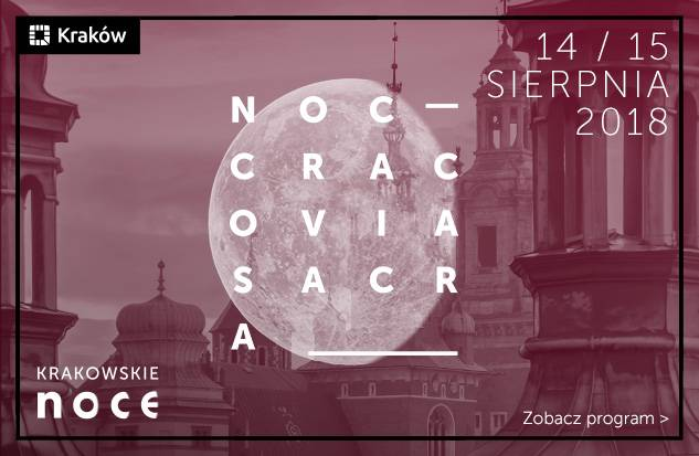 Cracovia Sacra Night 2018